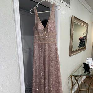 COPY - Cinderella Divine Rose Gold Dress